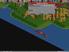 Double ship in Transport Tycoon Deluxe (in fact, there are two overlapped ships)