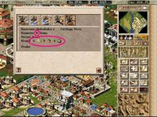 Game Caesar 3 cannot count properly