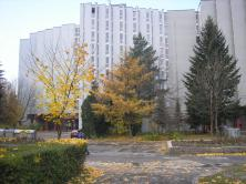 Dormitory building in Žilina known as Bastila (I lived there in my freshman year)