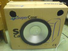 Improvised speaker in dormitory room