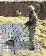 Real Minesweeper
