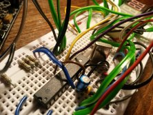 DIY Digital clock with AVR ATmega8 (3)