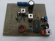 Ecological FM receiver with components from TV Tesla (1)