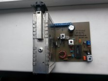 Ecological FM receiver with components from TV Tesla (2)