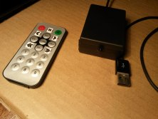 USB IR Remote with any remote conrol