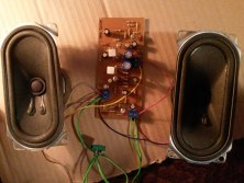 4W amplifier with germanium transistors (1)