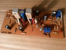 4W amplifier with germanium transistors (3)
