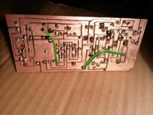 4W amplifier with germanium transistors (4)