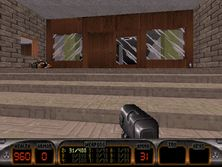 The Grammar School of Ludovít Štúr - a level for Duke Nukem 3D (1)