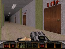 The Grammar School of Ludovít Štúr - a level for Duke Nukem 3D