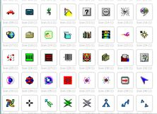 Icons in DLL library