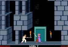Custom levels for Prince of Persia 1