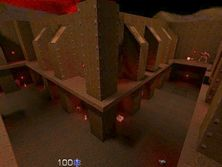 Stroggos Supply Station - a single player map for Quake 2 (3)