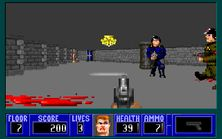 Wolfenstein 3D - Cover of Darkness (4)