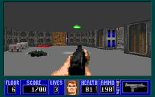 Wolfenstein 3D - Cover of Darkness