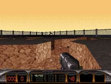 """Trenches"" - a level for Duke Nukem 3D"